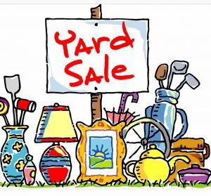 Yard Sale Clipart