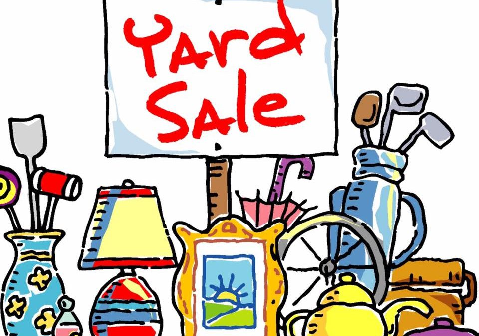 2nd Annual SOAR Yard Sale
