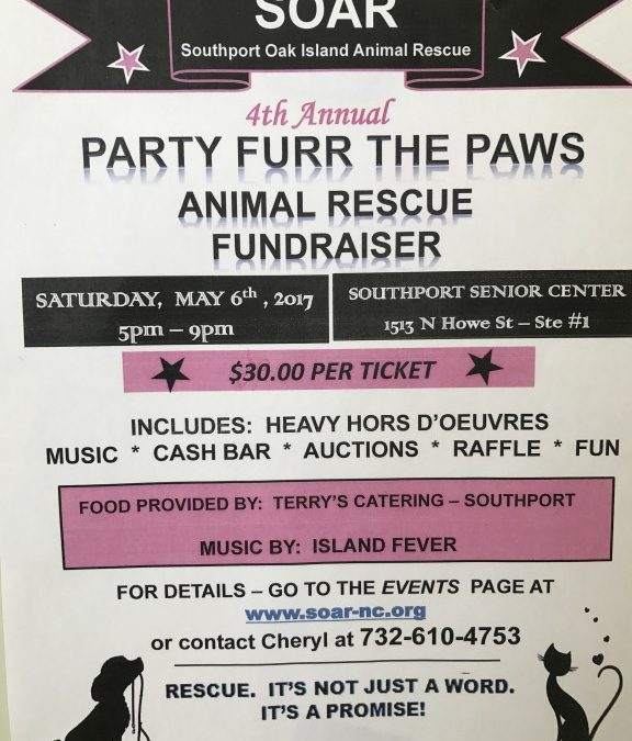 Party For The Paws Number 4