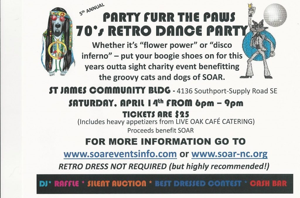 Party Furr The Paws 2018