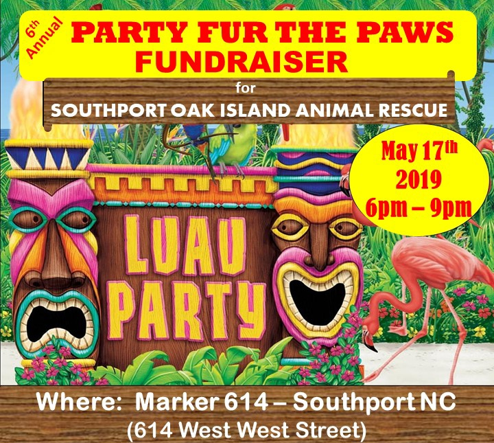 Party Fur the Paws Fundraiser 2019