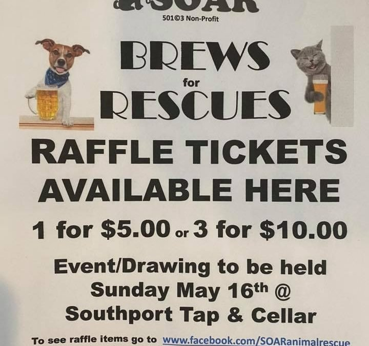 BREWS FOR RESCUES
